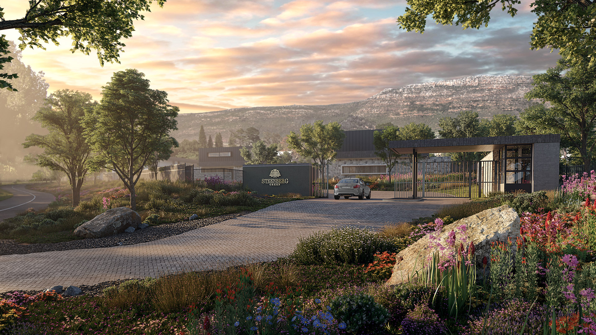 The Estate that recalibrates the scale of luxury
